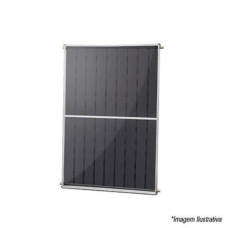 Coletor Aquecedor Solar 1.7x1 Metros 129,3 kWh/mês Classe B