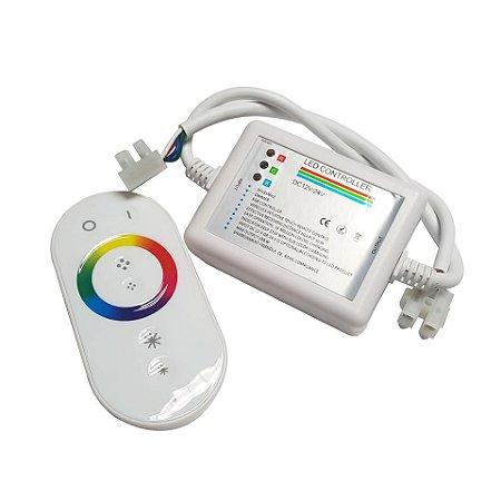 Controlador Remoto RGB P/ Luminárias de Piscinas ou LED 4 Vias