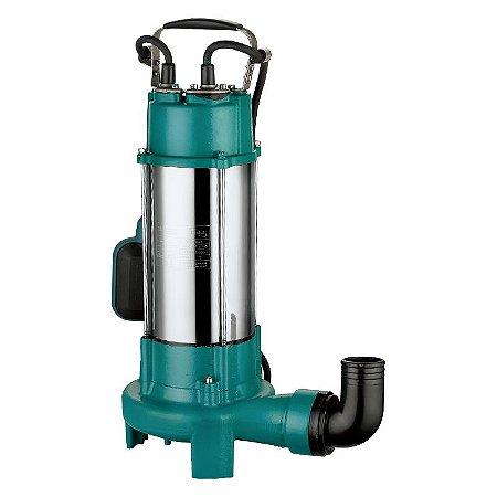 Bomba Submersível P/ Esgoto XSP14 1.5 CV - 220v Monofásica