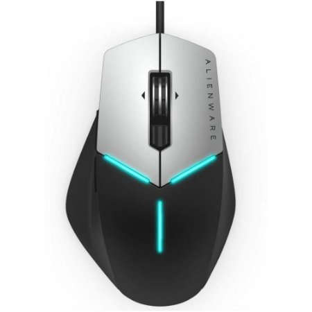 Mouse Dell Alienware Gamer Aw558 5000 Dpi/16.8m/100ips