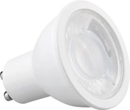 Lâmpada LED Dicróica GU10 6 Watts C/ Inmetro - Amarela ou Branca
