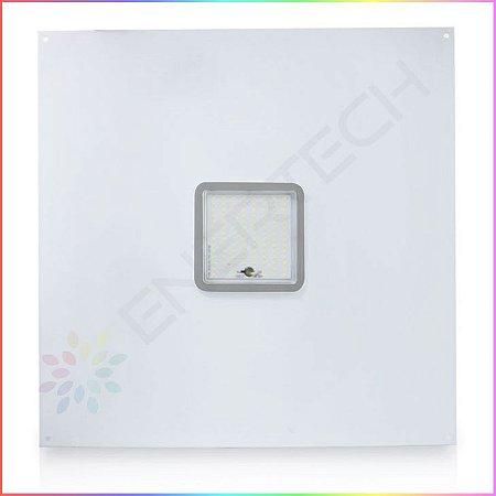 Luminária LED de Embutir P/ Postos ou Indústrias 150 Watts - Chip Phillips