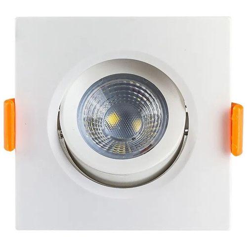 Spot LED Direcionável 9 Watts Quadrado - Bivolt