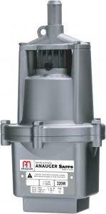 Bomba Submersa Vibratória Anauger Sappo 5G 320 Watts - 220V