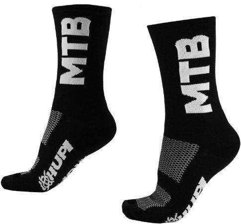 MEIA HUPI - MTB2 / PRETA