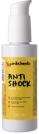 ANTI SHOCK (LEAVE-IN) - PINKCHEEKS