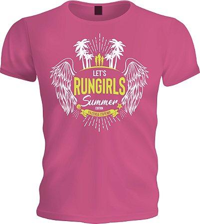Camiseta Let's Run Girls | Summer Edition
