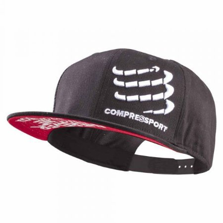 BONÉ TRUCKER COMPRESS | PRETO