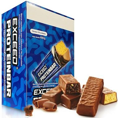 EXCEED PROTEIN BAR