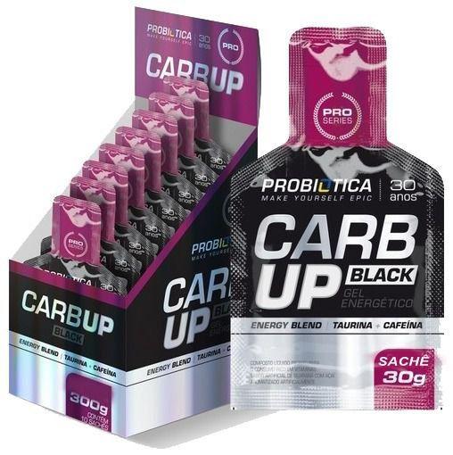 CARB UP BLACK PROBIÓTICA