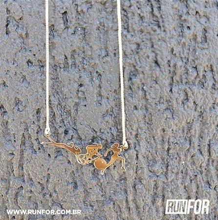COLAR SWIN BIKE RUN| OURO