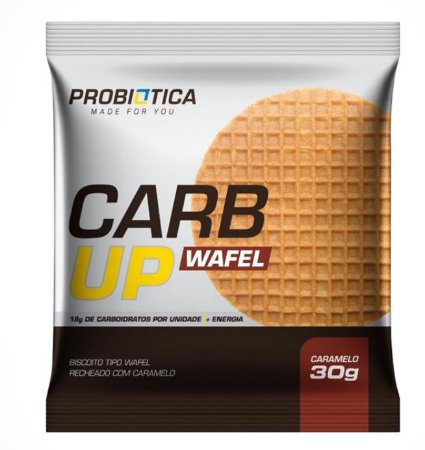 CARB UP WAFEL PROBIÓTICA