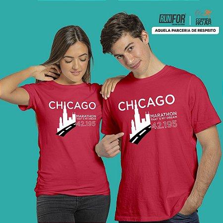 CAMISETA MAJORS COLECTION |CHICAGO