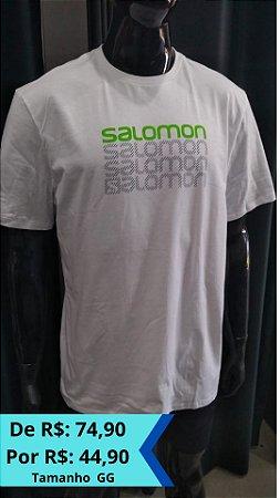 CAMISETA SALOMON - TAMANHO GG