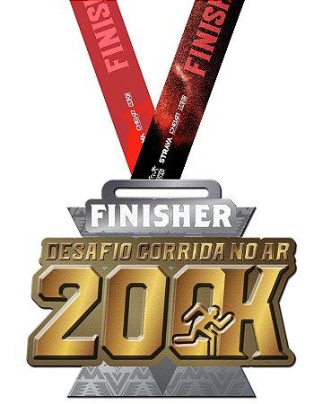 MEDALHA DESAFIO 200K