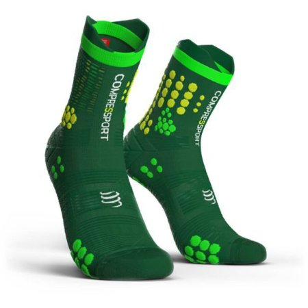 MEIA COMPRESSPORT TRAIL - VERDE