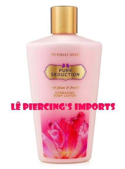 Hidratante Corporal Pure Seduction Victoria's Secret Body Lotion 250ml
