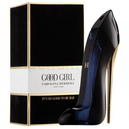 Perfume Good Girl 80ml Carolina Herrera Eau de Parfum Feminino