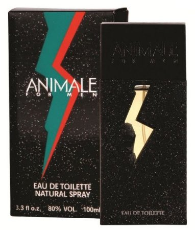 Perfume Animale 100ml Eau De Toilette Masculino