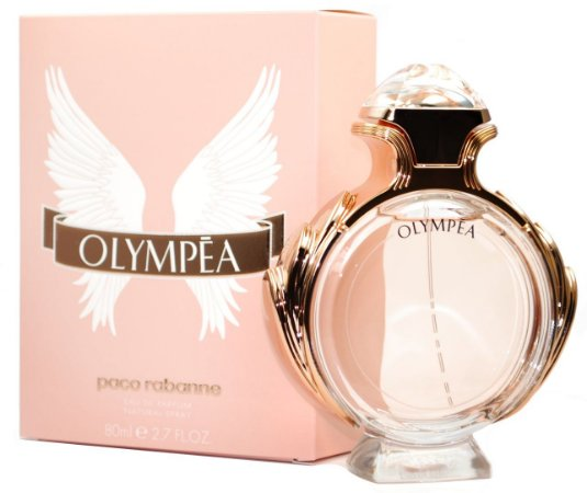 Perfume Olympea 80ml Paco Rabanne Eau de Parfum Feminino