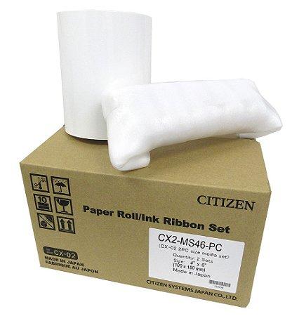 Papel Citizen cx-02 10X15