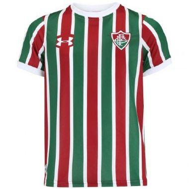 Camiseta Fluminense FC Oficial 17/18 Infantil (6 anos)