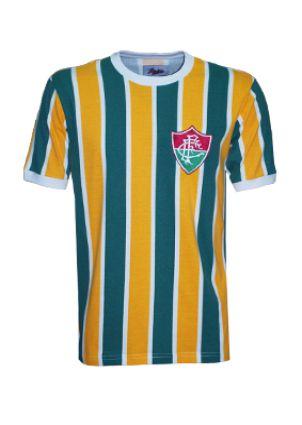 Camisa Retrô Fluminense/Brasil