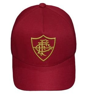 Boné Fluminense Grená
