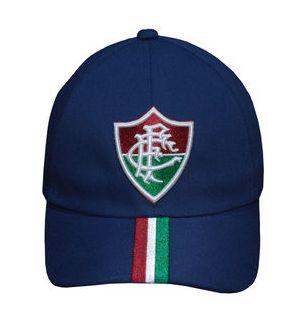 Boné Fluminense Azul Marinho
