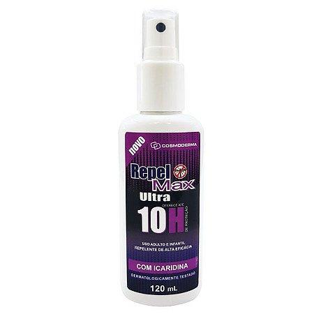 Repelente Repelmax Ultra Icaridina Spray 120 ml