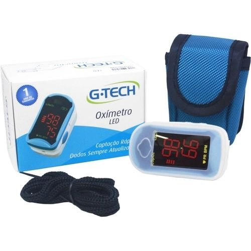 OXIMETRO GTECH LED