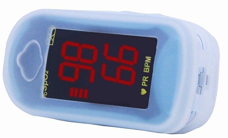 Oxímetro de dedo Led - G-tech