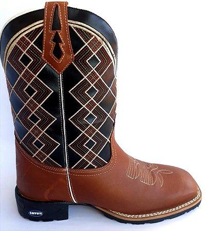 BOTA ZIG - Loja Carrero Boots 5a08bc087d1