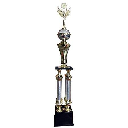 Troféu Vitória Vencedor 200591-PD-VS Globo 102 cm