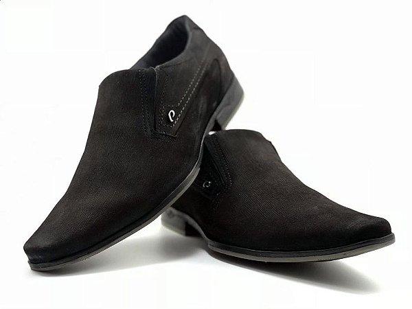 9aa7c65f2 Sapato Pegada 12261-04 Wood Brown Couro Marrom Escuro - kaisis ...