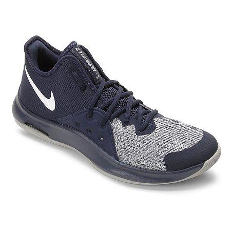 Tênis Nike Air Versitile 3 Masculino - Azul com Cinza
