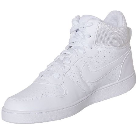 Tênis Nike Court Borough Mid Masculino - Branco