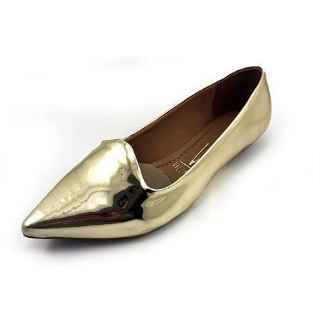 Sapatilha Vizzano Metal Glamour 1131.529 - Dourado