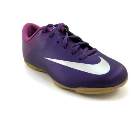 5aaff23ca4e04 Chuteira Nike Jr Futsal Mercurial Victory 2 - Roxa - kaisis Calçados ...