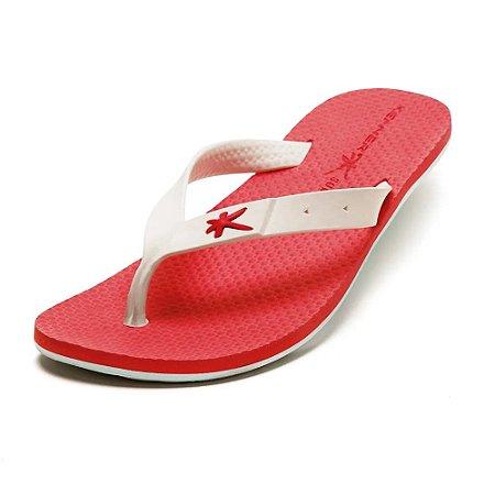 Sandália Kenner Summer Torcida Hat 9 Vermelha