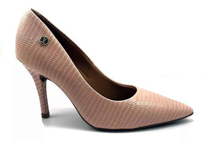 Sapato Scarpin Feminino  Vizzano Lezard 1184.101 - Rosa