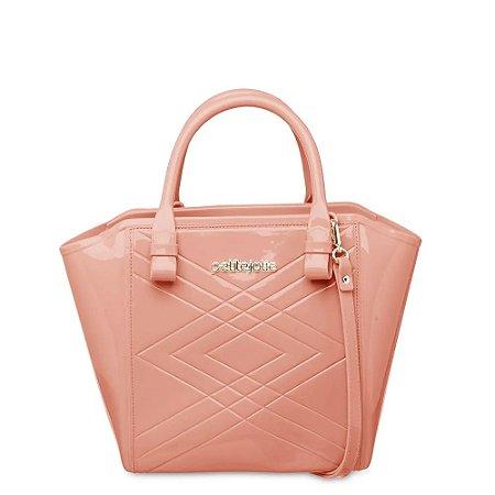 Bolsa Petite Jolie Shape Califórnia Feminina PJ4778 Rosa
