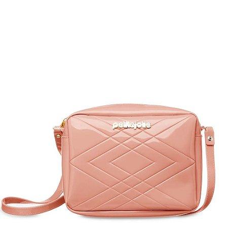 Bolsa Petite Jolie Cassy Feminina Califórnia PJ4688 Rosa