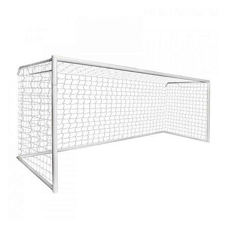 Rede de Futebol Master Rede Campo Fio 2,5mm Seda