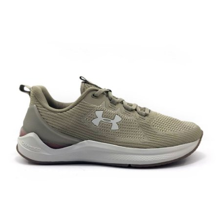 Tênis Under Armour Charged Envolve Bege Masculino