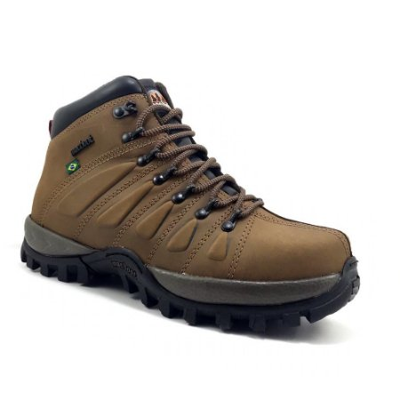 Bota Macboot Uirapuru 6 Pataxos Adventure Marrom Masculino