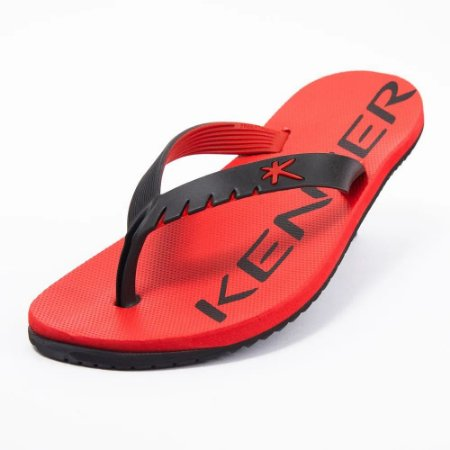 Chinelo Kenner Red Mixed HOJ Masculino