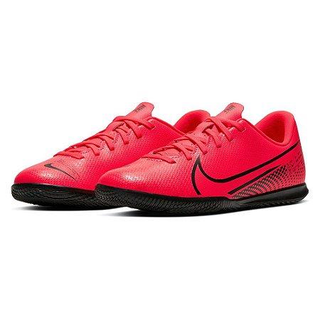 Chuteira Futsal Nike Mercurial Vapor 13 Club Vermelha