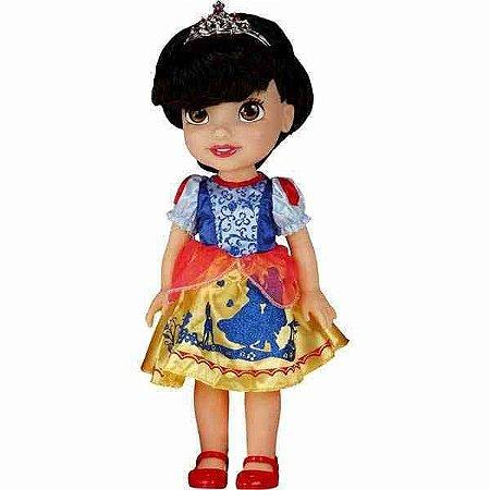 Boneca Luxo Minha Primeira Princesa Branca De Neve 6351 Mimo
