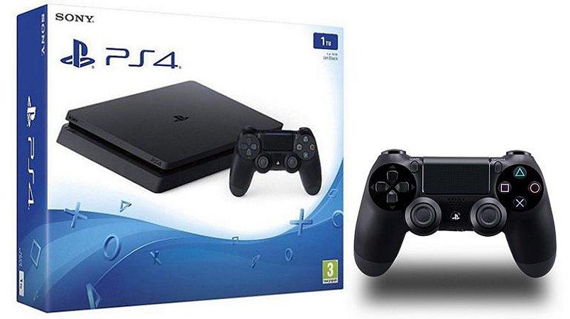 Playstation 4 Ps4 Slim 1 Tera